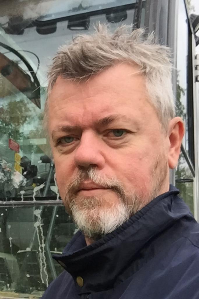 Peter Rockedahl, teknisk direktör på Moelven Industrier.